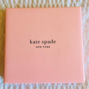 Kate Spade New York Spade Street Green Square Dish